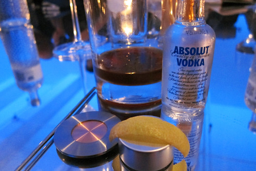 Alinea West: Course 5a - Vodka Old Fashioned
