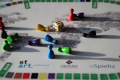 Spieltz - das startspiel, gemeinsam online entwickelt