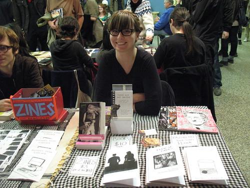 me at Expozine