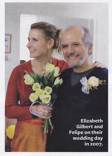 Liz and Felipe