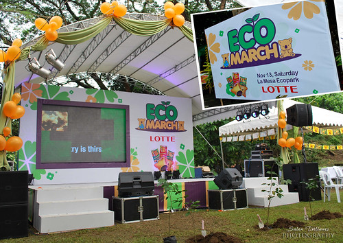 Eco March Stage