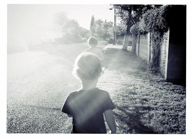 listening walk
