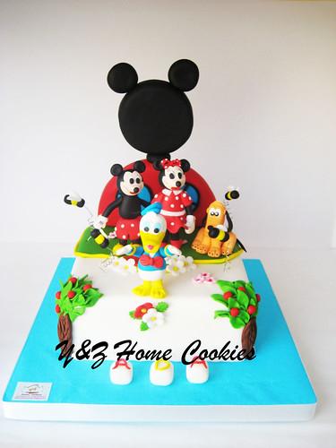 Mickey ve Arkadaşları