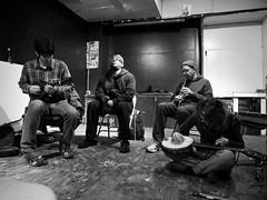 (David Chee) Tags: nyc blackandwhite bw newyork les lowereastside livemusic liveshows ricoh abcnorio grd2 kidlucky blaisesiwula philipgayle anastasiaclarke