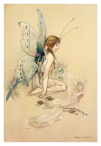 008--The water-babies a fairy tale for land-baby 1909-ilustrado por  Warwick Goble