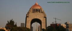 Monumento a la Revolución (Hotel Casa Blanca) Tags: mexico hotel df monumento turismo revolucion ciudaddemexico mexicodf