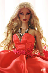 Fashion Royalty - Ah! My Private Goddess! (chickenjoyboi) Tags: doll fr fashionroyalty integritytoys nataliafatale thefoundationcollection privategoddess