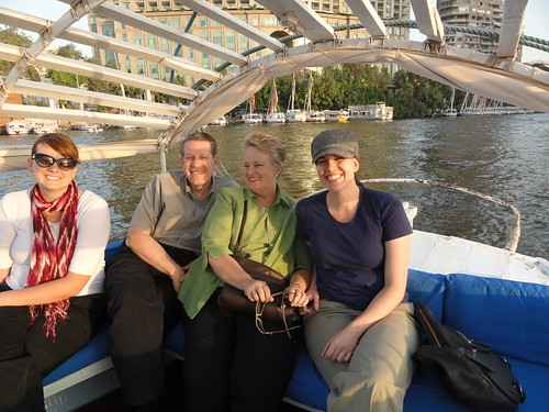 Family on a Felucca