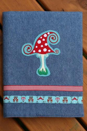 mushroom journal front