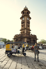 Rajasthan | Jodhpur | Clock Tower (wazari) Tags: life people india art train person asia photographer place delhi culture journey trainstation destination backpacker newdelhi traveler travelphotography adventuretravel colorsofindia iloveindia ilovetravel peopleandplace wazari wazariwazir placeanddestination