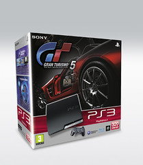 Pack PS3 320 Go Noire + Gran Turismo 5 (EAN_0711719106586)