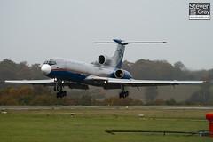 RA-85740 - 91A895 - Atlant-Soyuz Airlines - Tupolev TU-154M - Luton - 101102 - Steven Gray - IMG_4352