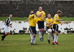 _DSC8335 (Sam Smith Photography) Tags: sport sony junior tamron dalry ardrossan fooball samsmith a500 wintonrovers
