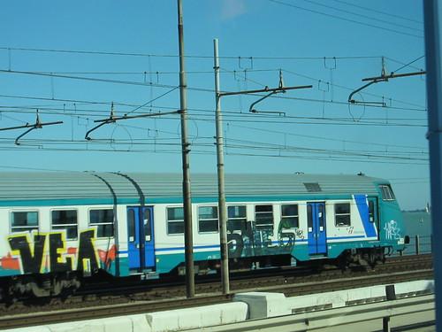 威尼斯火车