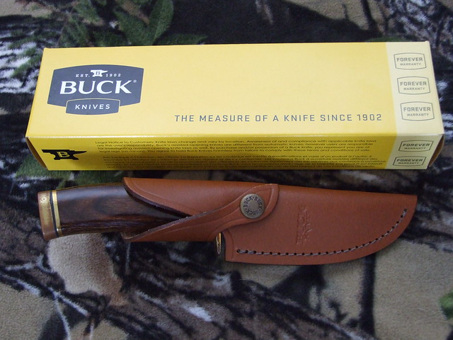 Buck 192 Vanguard by Bronzemoon Outdoors