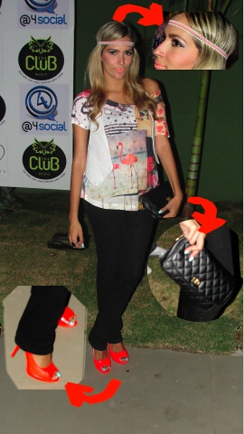 Vivy Andrade - The Club Space Ibiza 20/11/10