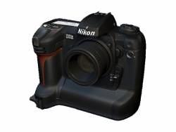 Câmera Digital Nikon Profissional SLR Digital D3x