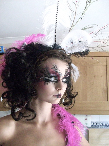 high fashion makeup pictures. High fashion makeup/costume