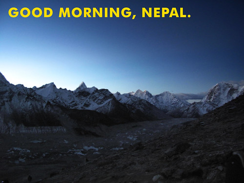 GoodmorningNepal