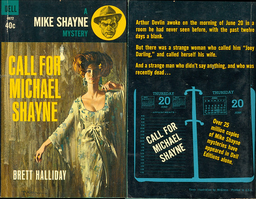 Call for Michael Shayne (2)