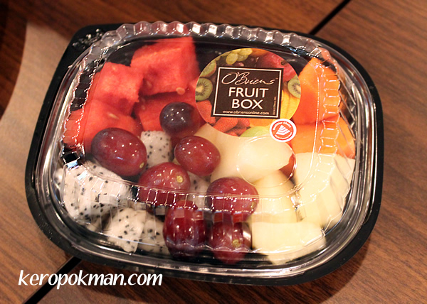 Obriens Fruit Box