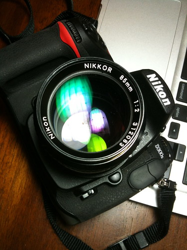 Nikon D300s w/85 f2