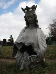 8 (translated10) Tags: monument rotting cemetery grave rust christ decay jesus graves damage crucifix