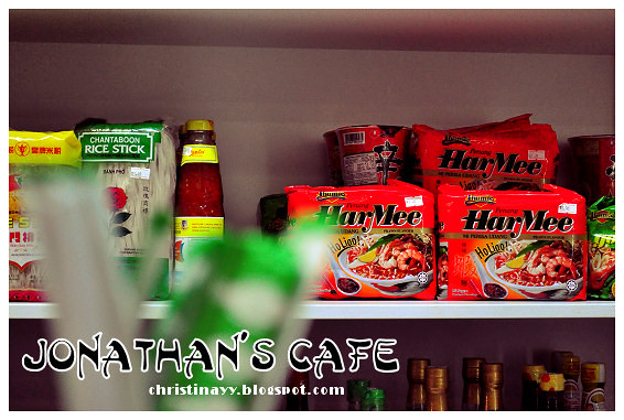 Jonathan's Cafe: Asian Groceries