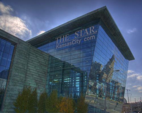 kansas city star logo. The Kansas City Star