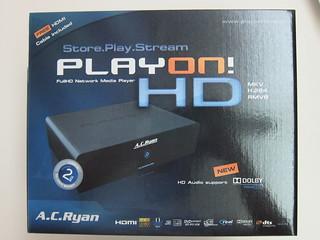 A.C. Ryan Playon! HD