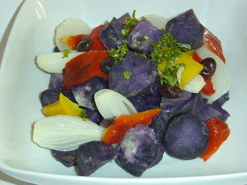 Insalata di patate viola_nadia_ambrogio