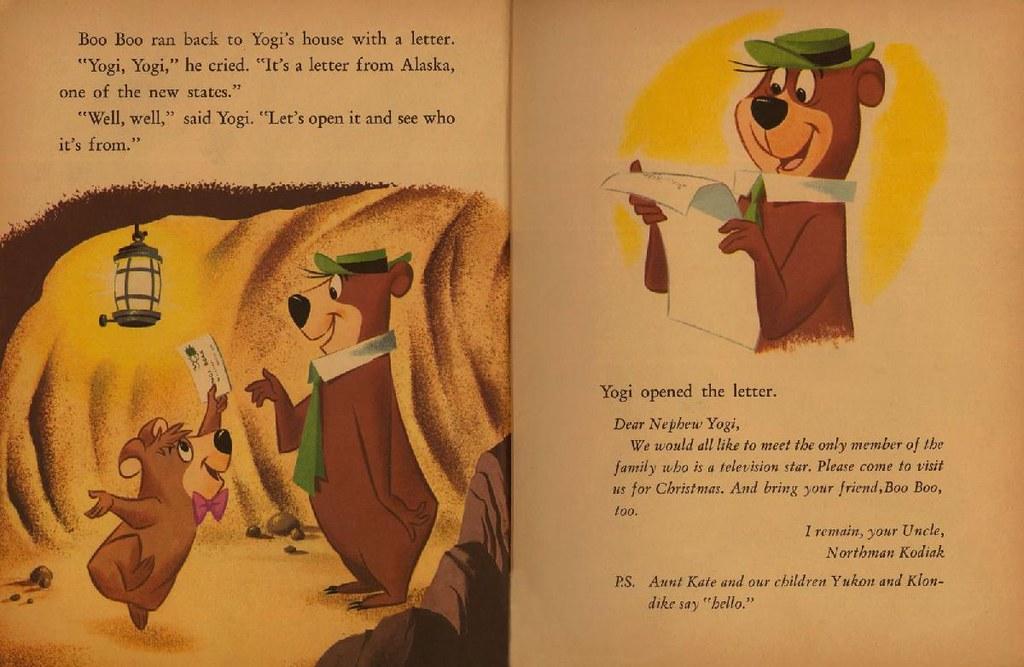 Yogi Bear - A Christmas Visit004