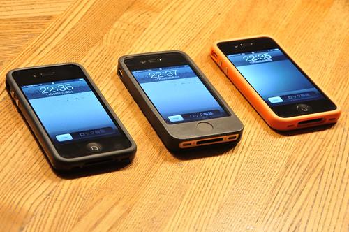 iPhoneが売れている事を実感できる写真
