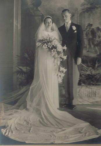 Mariette vanSteenwyk Cassels and Lionel William Winship