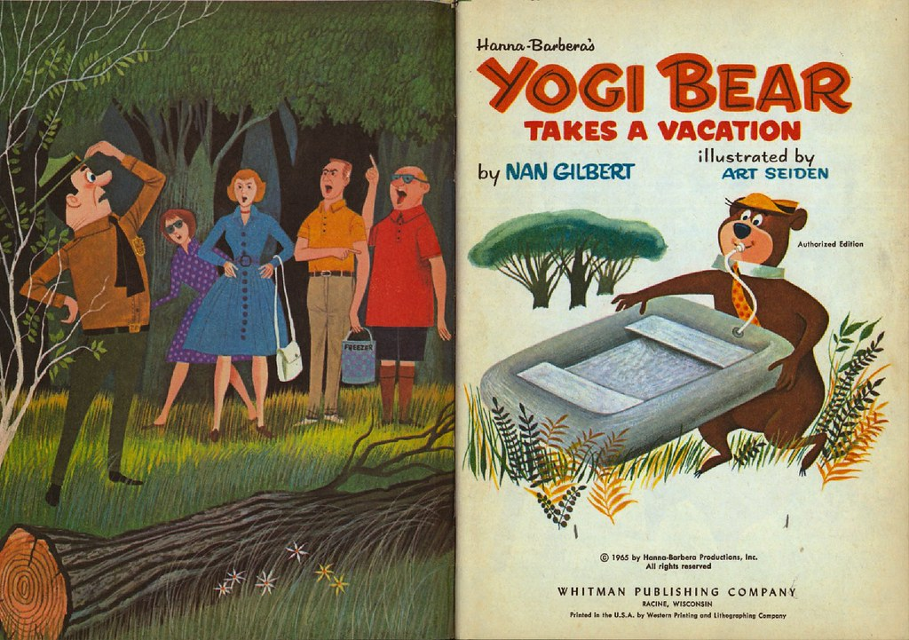 Yogi Bear Takes a Vacation00002