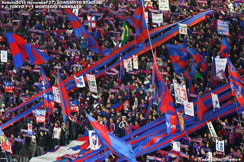 FC東京vsモンテディオ山形