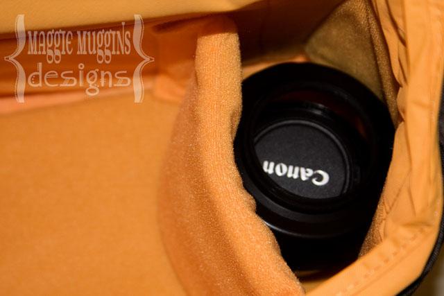 Camera Bag - Inside