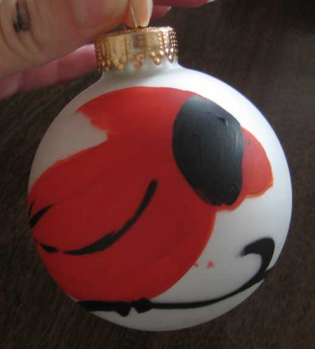 Handpainted Christmas Ornaments 3