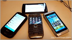 Growing Smartphone Collection