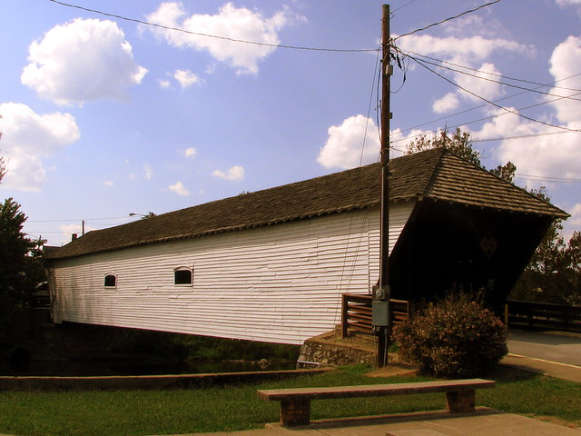 Doe River Covered Bridge