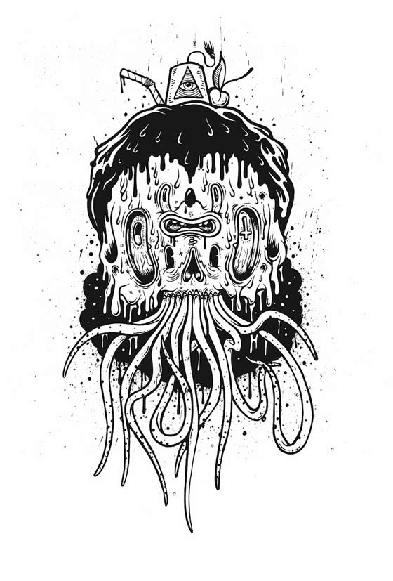 ilustraciones a lápiz