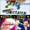 HPNY + HPBD 2 mah boys :x