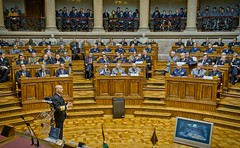 Nato presented and discussed in the Portuguese Parliament