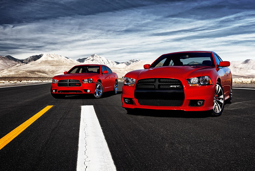 2012 Dodge Charger SRT8 pictures