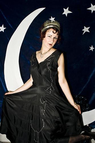 Amelia at Vintage Vivant
