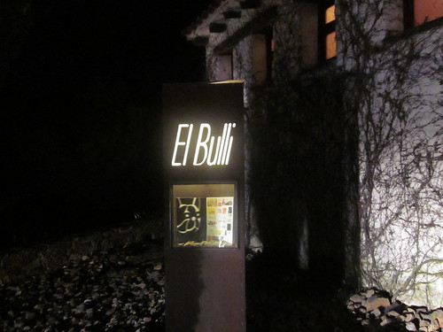 El Bulli - Roses - February 2011