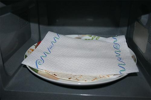 26 - Tortilla erwärmen
