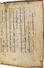 11th century manuscript waste from Meder, Johannes: Quadragesimale de filio prodigo