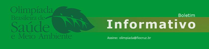Olimpíada Brasileira de Saúde e Meio Ambiente