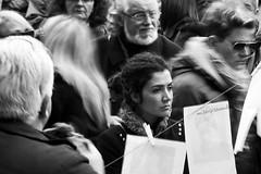"""della serie """"DONNE ... IN PIAZZA C'E' STATO MOVIMENTO"""" ... n. 5 di 8 (Maria Grazia Marrulli) Tags: men women italia rimini persone donne streetphoto piazza ritratti strade biancoenero emiliaromagna romagna mosso uomini piazzacavour sguardi manifestazioni dirittiumani dirittidelledonne inmovimento obliquemind obliquamente imieiluoghi circolomicromosso 13febbraio2011"""